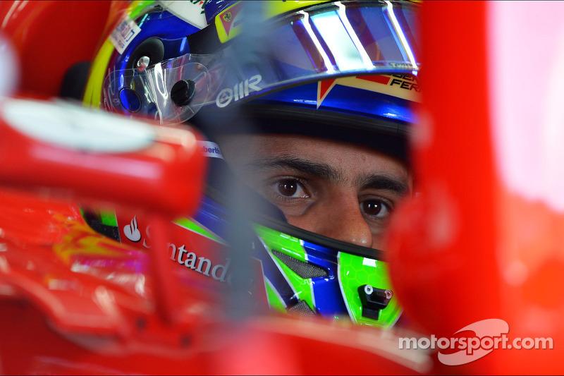 Battle brewing as Massa gets upper hand at Ferrari