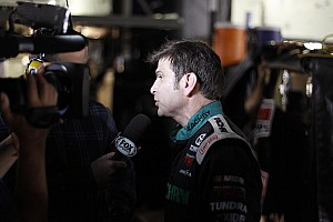 NASCAR Truck Preview David Starr excited to get back to racing for Martinville 250