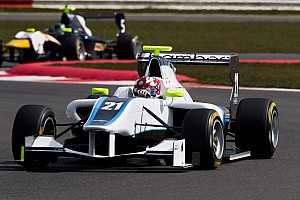 GP3 Testing report Bamboo poised to finalise driver line up testing at Silverstone