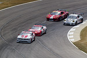 Grand-Am Race report Outstanding day at Barber for Stevenson Motorsports