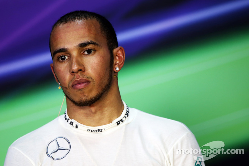 Hamilton sits out Thursday with allergy