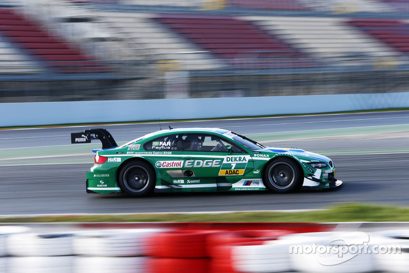 Preseason testing ends at Hockenheim with Farfus setting the pace