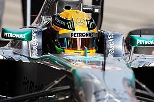Formula 1 Qualifying report Great qualifying session for Mercedes AMG with Hamilton on pole of China GP