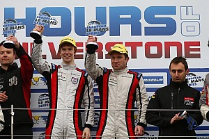 European Le Mans Race report Home triumph for Jota Sport in the wet at Silverstone