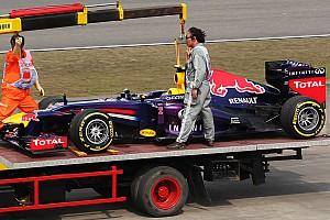Formula 1 Commentary Marko says Webber fuel conspiracy 'nonsense'