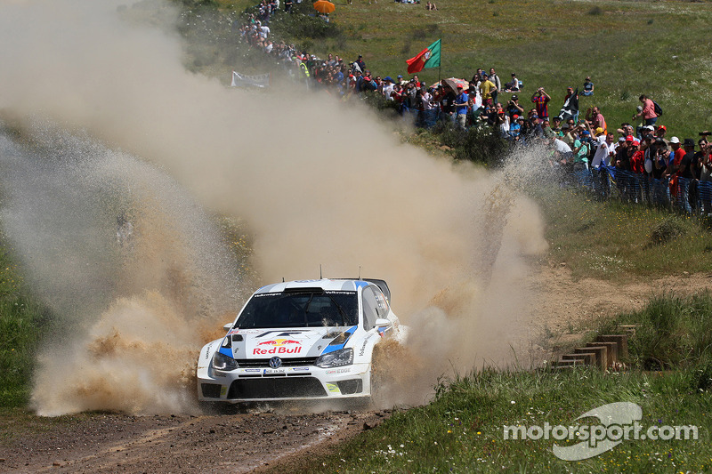 Third win of the season for Volkswagen's Ogier - Video