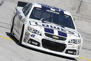 NASCAR Cup Preview Johnson looks to stay on top at Kansas