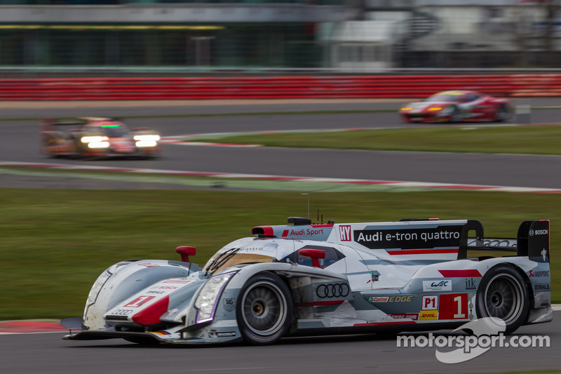2013 Le Mans 24 Hours Test Day: 61 cars on track!