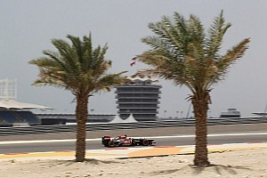 Formula 1 Practice report Raikkonen sets Friday practice pace in Bahrain