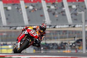 MotoGP Practice report Marquez dominates day one at Circuit of the Americas