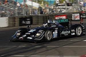ALMS Qualifying report Level 5 claims pole at Long Beach