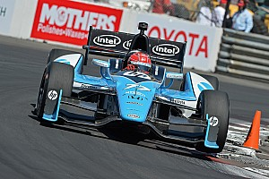 IndyCar Qualifying report   Pagenaud and Vautier to start 17th & 19th in Grand Prix of Long Beach