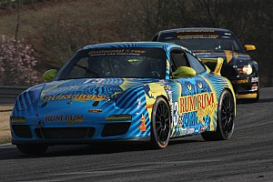 Grand-Am Race report Double bumps knock Rum Bum from strong result at Road Atlanta