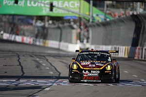ALMS Race report MOMO NGT Motorsport victorious at Long Beach sprint race