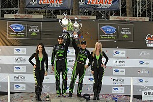 ALMS Blog How to win an ALMS race in Long Beach? Sit with us!