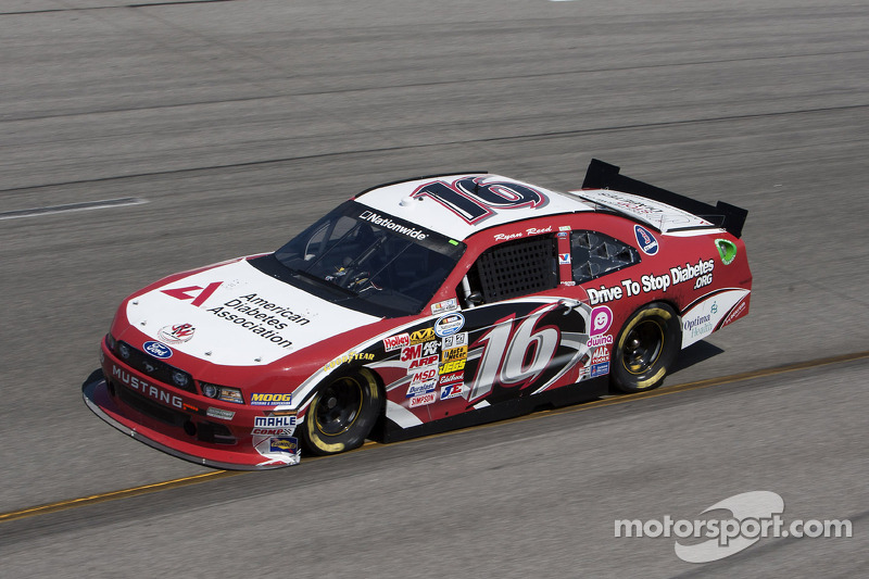 Reed strong in Roush Fenway debut at Richmond