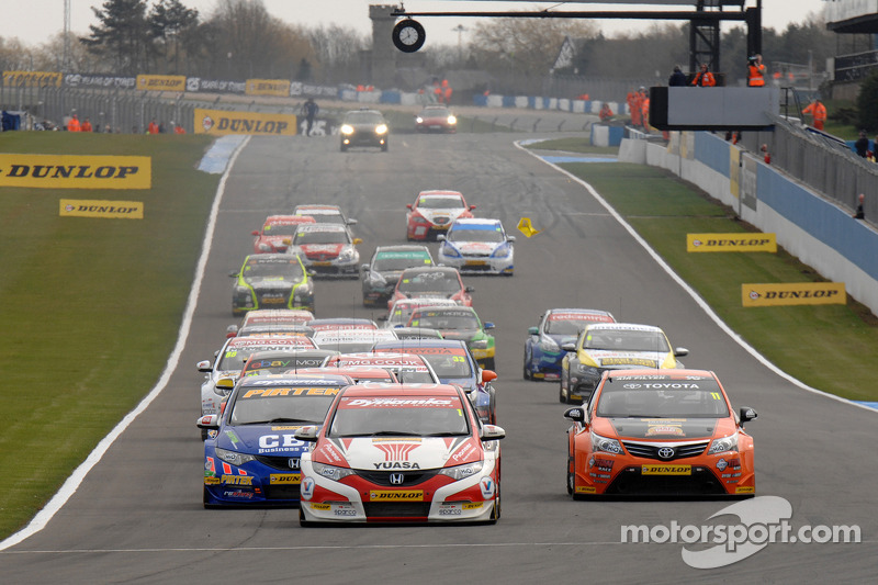 MG and Honda set for latest showdown in Hampshire