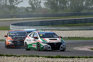 WTCC Qualifying report Tiago Monteiro on row two in Hungary