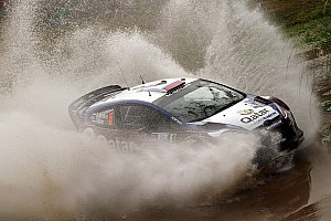 WRC Race report Novikov narrowly misses out Rally Argentina podium