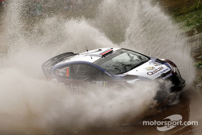 Novikov narrowly misses out Rally Argentina podium