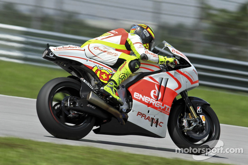 Forgettable weekend in Jerez for Pramac Racing Team