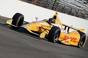 IndyCar Commentary Kurt Busch gets up to speed at Indy in Andretti Autosport Chevrolet Dallara