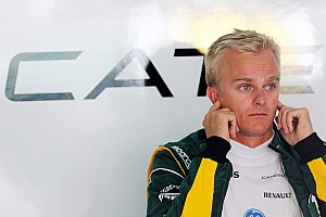Formula 1 Breaking news 'No surprise' Caterham struggling in 2013 - Kovalainen