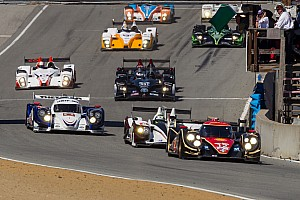 ALMS Race report Rebellion Racing takes second place at their Laguna Seca premiere
