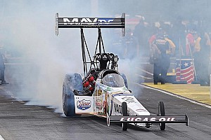 NHRA Race report Bernstein battles to finish second in Atlanta's Southern Nationals