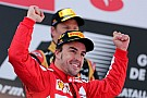 Alonso third on 'international' sports earners list
