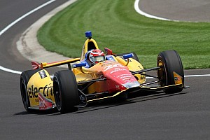 IndyCar Commentary Rookie Carlos Munoz back on top at Indy 500 practice