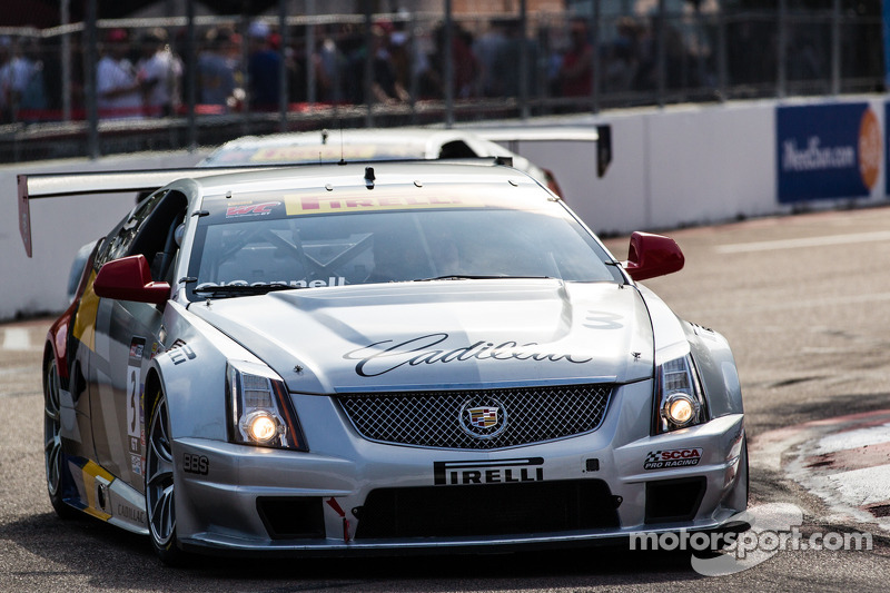 O'Connell, Aschenbach win Saturday's GT, GTS race at Circuit of The Americas