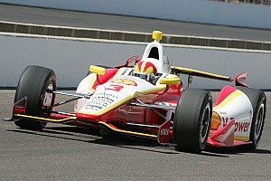 IndyCar Qualifying report Team Penske qualifies all there drivers in the first three rows for The Indianapolis 500