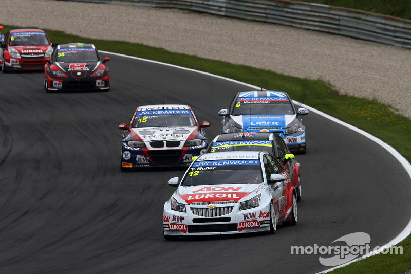 RML consolidates championship position in adversity