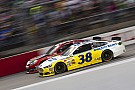 Adjustability is name of game for Gilliland at Charlotte 600