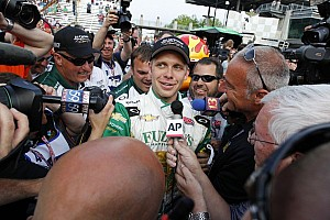 IndyCar Special feature Indy drivers revved up for Indianapolis 500