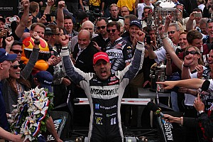 IndyCar Race report Kanaan wins record-breaking 97th Indianapolis 500 mile race