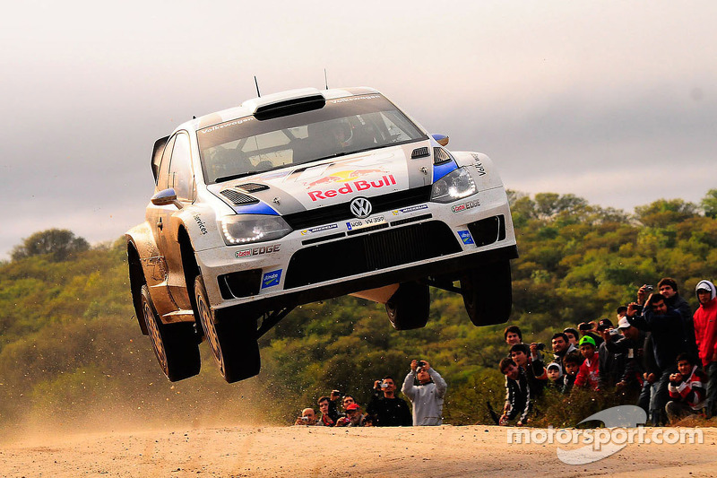 Volkswagen ready for the WRC acid test in Rally Greece