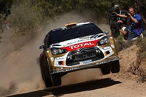 WRC Leg report Dani Sordo makes his ambitions clear at Greece