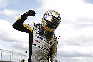 Formula V8 3.5 Race report Magnussen dominates again, this time for race 1 at Spa