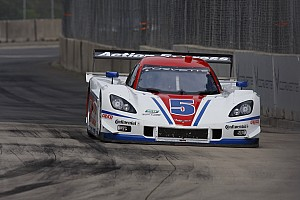 Grand-Am Race report Action Express Racing takes second place in Detroit