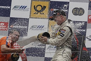 F3 Europe Race report Rosenqvist steals the show at the Red Bull Ring