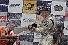 Rosenqvist steals the show at the Red Bull Ring