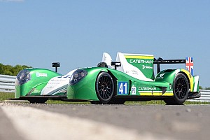 Le Mans Breaking news Caterham to make Le Mans 24 Hours debut