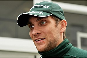 Formula 1 Breaking news Petrov focused on F1 return for 2014