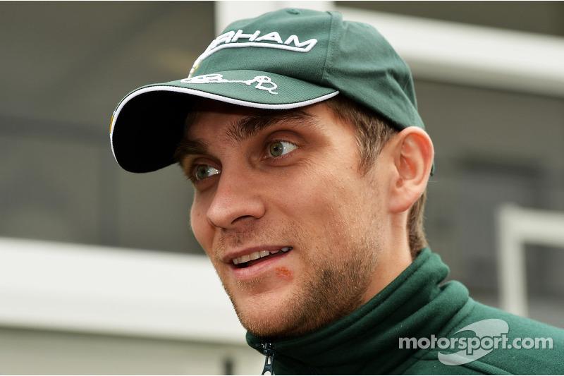 Petrov focused on F1 return for 2014