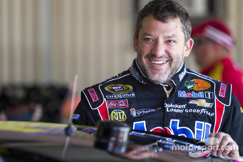 Timing is everything for Stewart in Pocono