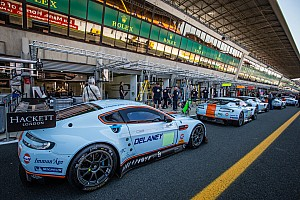 Le Mans Testing report Aston Martin begins its most ambitious 24 Hours of Le Mans at official test day