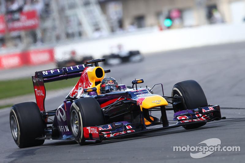 Three words halted Vettel's last-lap quest - report