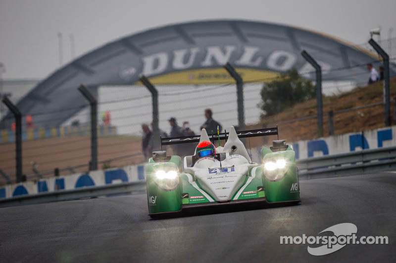 Greaves Motorsport passes test with flying colours at Le Mans